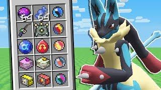 Minecraft Pokémon #40: O MELHOR 15 MINUTOS DE BOSS! SÓ ITEM BOM!