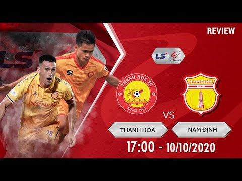 Thanh Hoa Nam Dinh Goals And Highlights