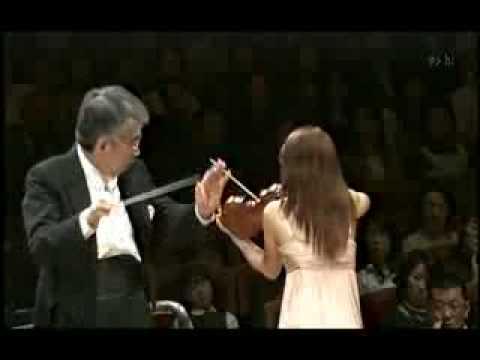 M.kamio plays Tchaikovsky Violin Concerto (2nd Mov)
