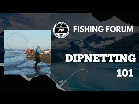 Online Fishing Forum: Dipnetting 101