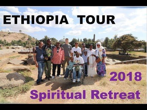 Ethiopia Spiritual Retreat 2018 | Tour of Ethiopia | Addis Ababa | Lalibela | Axum | Gondar | Mekele