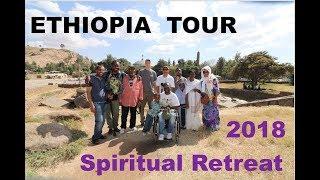 Video Ethiopia Spiritual Retreat 2018 | Tour of Ethiopia | Addis Ababa | Lalibela | Axum | Gondar | Mekele download MP3, 3GP, MP4, WEBM, AVI, FLV Oktober 2018