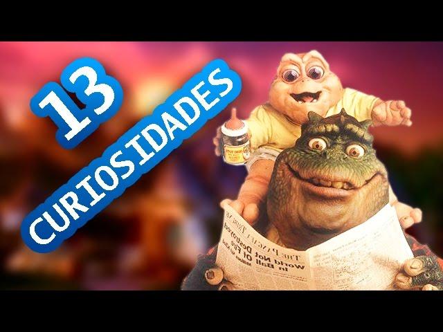 13 Curiosidades Serie Dinosaurios El Bebe Sinclair The Series Finale Dinosaurs Youtube Dinosaurios grandes juguete sonido niños coleccion completa. 13 curiosidades serie dinosaurios el