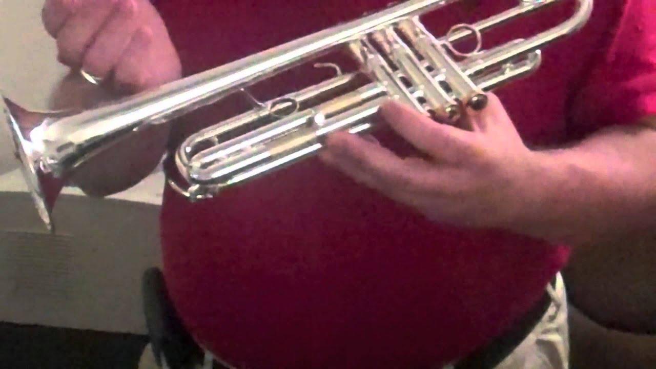 Yamaha 20th Anniversary Edition Xeno Trumpet