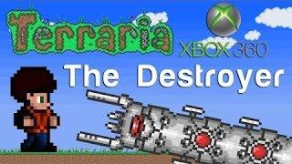 Terraria Xbox - The Destroyer [107] - Stampylonghead terraria 107| Terraria
