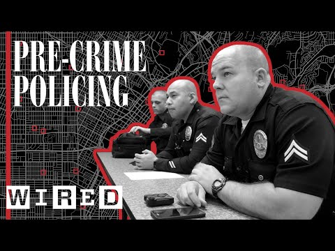 How Cops Are Using Algorithms to Predict Crimes | WIRED