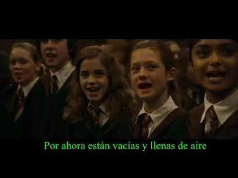 Hoggy Warty Hogwarts sub español