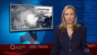 MONSTER TROPICAL CYCLONE EVAN LEAVES TRAIL OF DESTRUCTION THROUGHOUT FIJI ISLANDS (DEC 18, 2012)