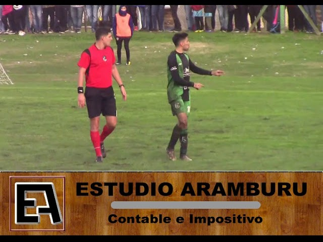 Atletico Ranchos Vs Lefu Segundo Tiempo
