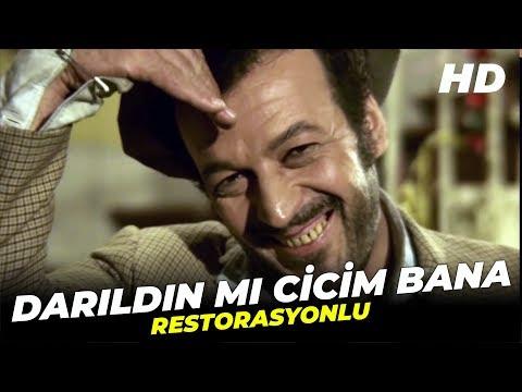 Darıldın Mı Cicim Bana | Sadri Alışık Eski Türk Komedi Filmi (Restorasyonlu)