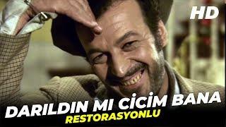 Darıldın Mı Cicim Bana  Sadri Alışık Eski Türk Komedi Filmi (Restorasyonlu)
