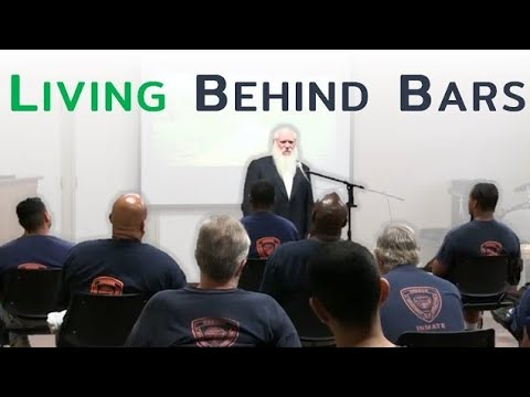 Inmates Have A Conversation With Rabbi Manis Friedman