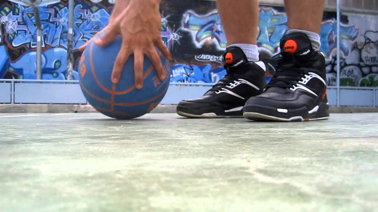 7f0972da038fec Reebok Pump Twilight Zone Dunk - YouTube