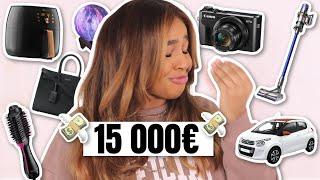 15000€ D'ACHATS QUE JE REGRETTE... PAS |MES FAVORIS 2020