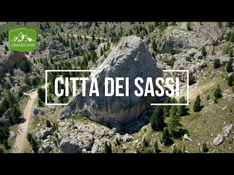 Is Citta Dei Sassi The Best Sport Climbing Spot In The Italian Dolomites? | Climbing Vlog Ep. 39