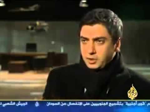 تقرير الجزيرة عن فيلم وادي الذئاب فلسطين