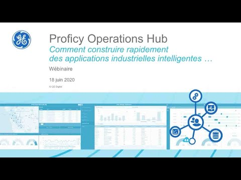 Proficy Operations Hub (French)