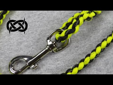 how-to-make-a-reflective-paracord-dog-leash-tutorial-(paracord-101)