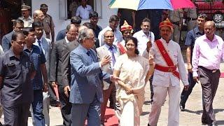 Hon'ble Dr  MANJULA CHELLUR   Chief Justice, High Court at Calcutta,I N A G U R A T E S  EdweepNews3
