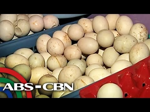 How heat is affecting 'balut' sellers?