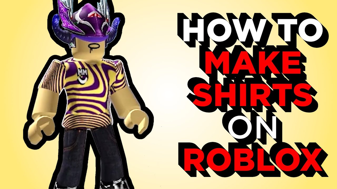 Free Template Download How To Make Shirts On Roblox Youtube