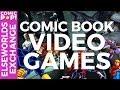COMIC BOOK VIDEO GAMES #ElseworldsExchange