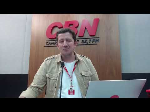 CBN Campo Grande com Otávio neto (21/11/2019)