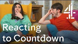 Gogglebox | A Countdown Contestant Fail