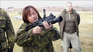 Tschechien Zu den Waffen, Bürger! – VOX POP – ARTE