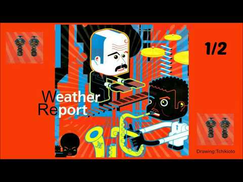 Weather Report  Ann Arbor MI   1976 (part .1)