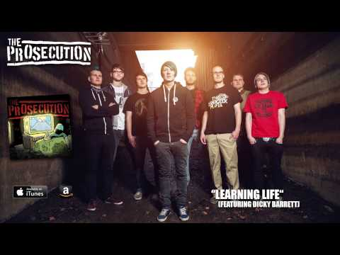 THE PROSECUTION - 02 - Learning Life (feat. Dicky Barrett)