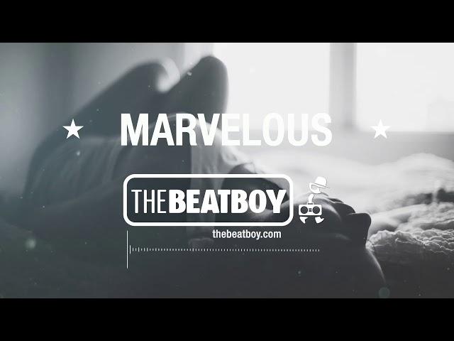 🔶MARVELOUS🔶 - Hip hop Rap Soul Piano Emotional RnB Beat Instrumental (Prod: THEBEATBOY)