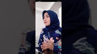 Download Video JILBAB CANTIK - TANTE MONA VIRAL DI BIGO LIVE MP3 3GP MP4