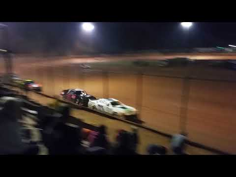 September 2, 2017 SECA Crate Sportsman  main event from Harris Speedway