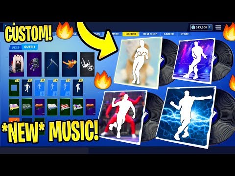 So We Tried Creating Custom Fortnite Lobby Music..!! (Bunny Hop, Switchstep, Electro Swing, & MORE)