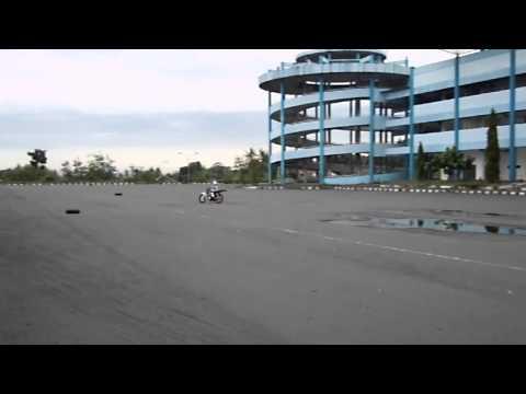 Latihan Road Race