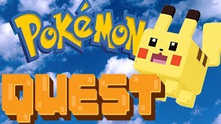 Pokemon Quest | Free Pokemon Game for Switch, Iphone and Android