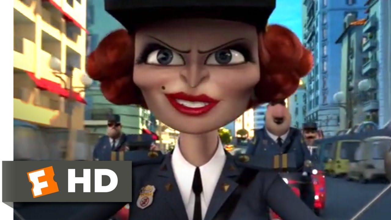 Download Madagascar 3: Europe's Most Wanted - Is There a Problem, Officer?   Fandango Family