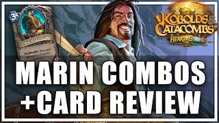 Marin the Fox Combos - Card Review for Kobolds and Catacombs