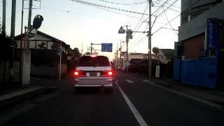 ドライブ動画 県道45号線 丸子中山茅ヶ崎線 1/3