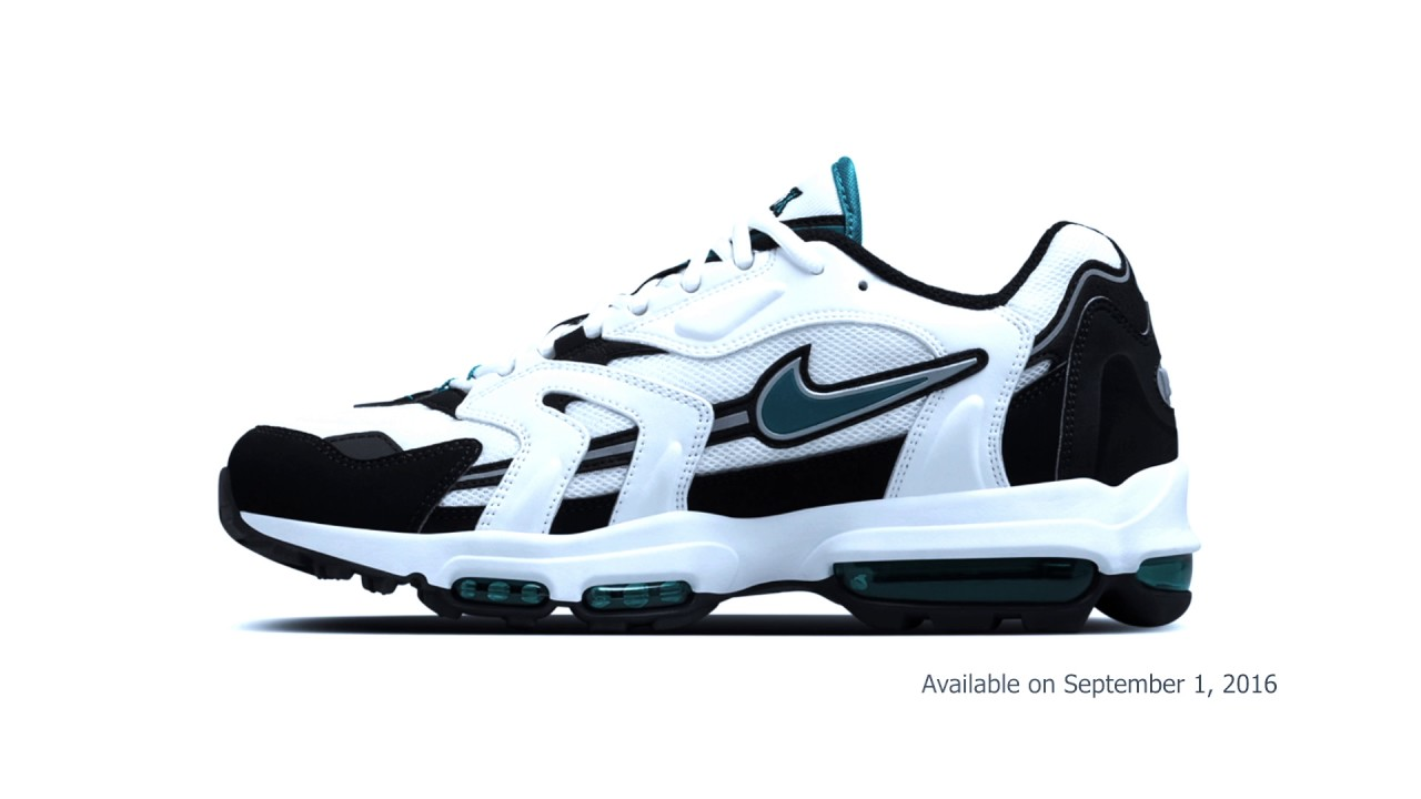 35d7b57fb6 Nike Air Max 96 II XX
