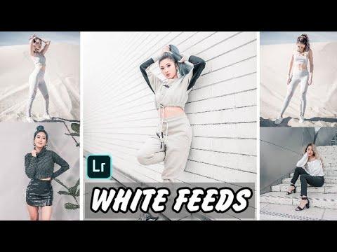 Cara Edit Foto Untuk White Feeds Instagram Menggunakan ...