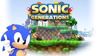 Chrome Gadget Zone Classic Remix - Sonic Generations