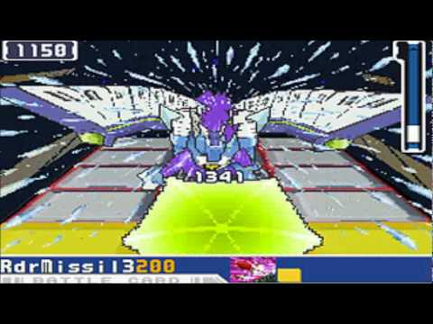 Megaman Starforce 1 - Pegasus Magic SP