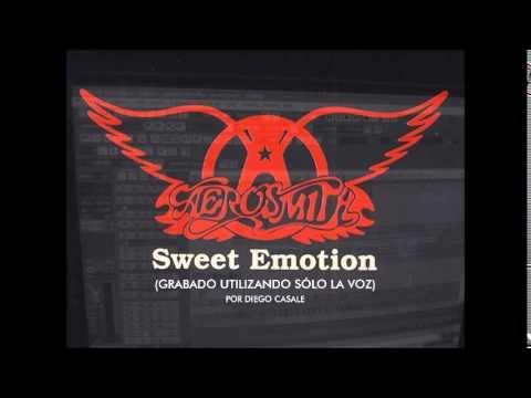Sweet Emotion (Aerosmith) - A capella - por Diego Casale
