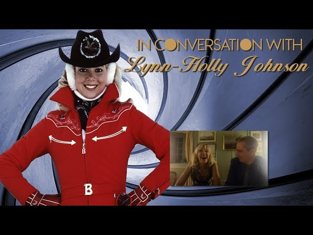 In Conversation with...Lynn-Holly Johnson