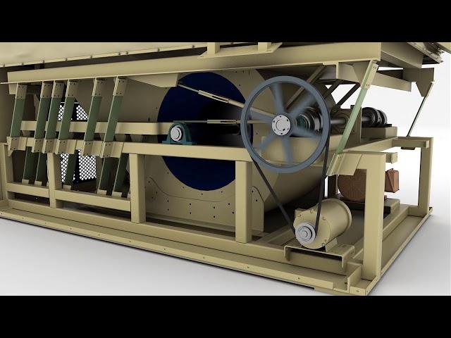 LMC Product Line   Gravity Separator