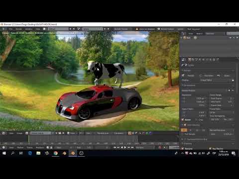 Beginner Guide to CGI in Blender