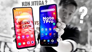 Vivo Z1Pro Vs Redmi Note 7 Pro Full Comparison ASLI KING ????  | Best Smartphone under 15,000