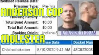 ANOTHER ANDERSON COP BUSTED!